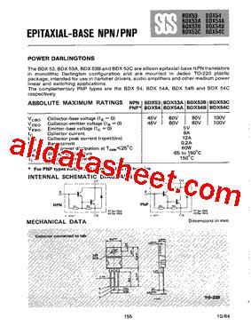 transistor tip122 datasheet pdf tip122 datasheet pdf list of unclassifed manufacturers