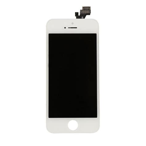 Lcd Iphone 5 White iphone 5 front cover lcd display white