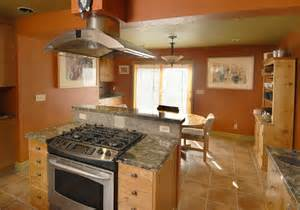 stove island kitchen remarkable kitchen island stove oven with broan island