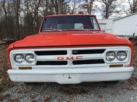 gmc 20 inch wheels 1967 gmc c10 c 10 rod shop truck 20 inch wheels