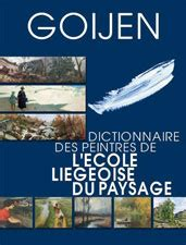 liege dictionary the li 232 ge school of landscape painting the movement and