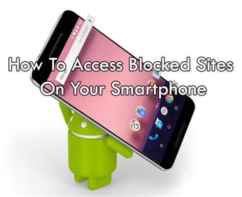 How To Find Blocked On How To Access Blocked On Your Smartphone