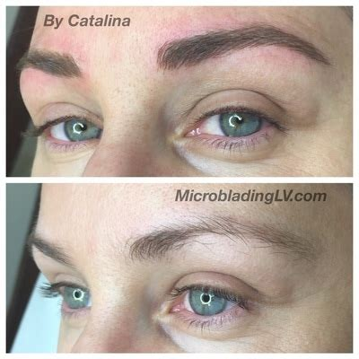 3d tattoo eyebrows las vegas microblading las vegas semi perminent 3d eyebrows by