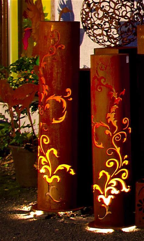 feuerstelle drinnen metall dekorationsartikel lichts 228 ulen feuerschalen und