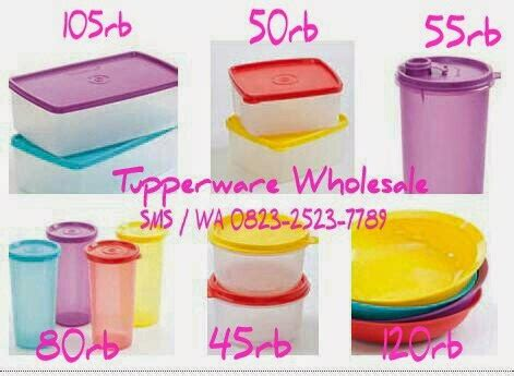 Ecer Tumbler Tupperware tupperware wholesale jakarta paket family day out ecer