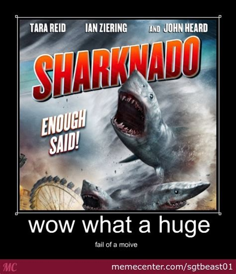 Sharknado Meme - sharknado by sgtbeast01 meme center