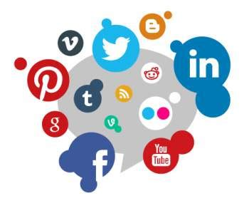 social media marketing: the best way to connect   webllena