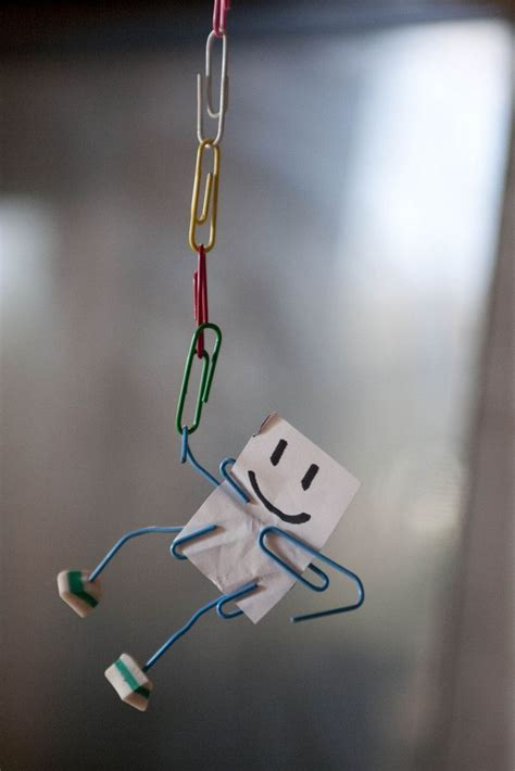 Paper Clip Craft - 25 best ideas about paperclip crafts on