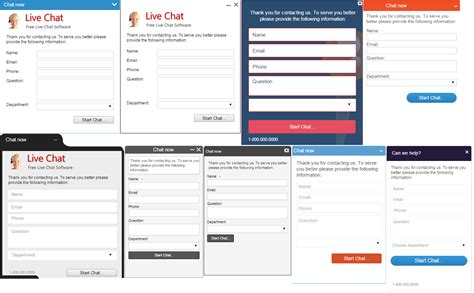 chat template live chat screenshots live chat software screenshots