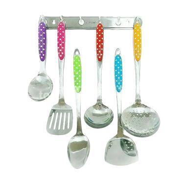 Vicenza Kitchen Tools sendok set polkadot vicenza jual produk terbaru