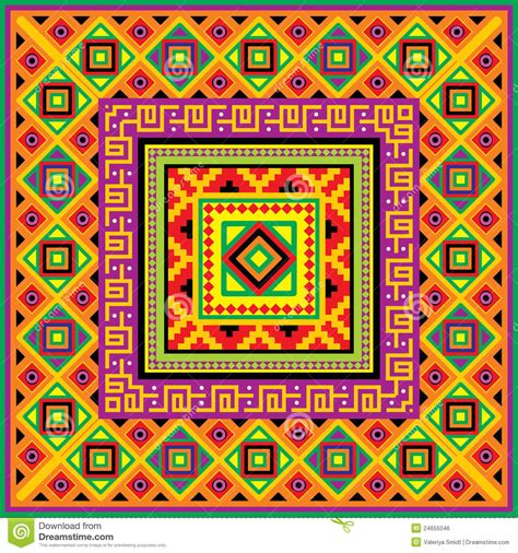free mexican pattern background mexican square background royalty free stock image image