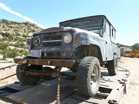 nissan patrol classic nissan patrol 1967 l60 classic nissan other 1967 for sale