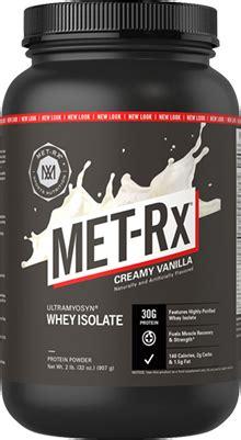 Ultramyosyn Whey Isolate ultramyosyn 174 whey isolate vanilla 2 lb met