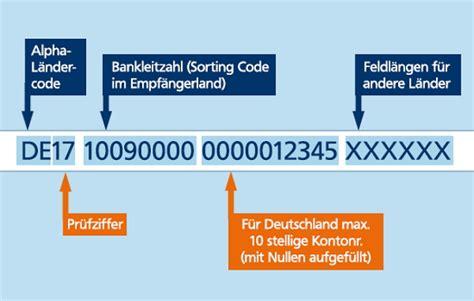 berliner bank iban rechner sepa iban und bic