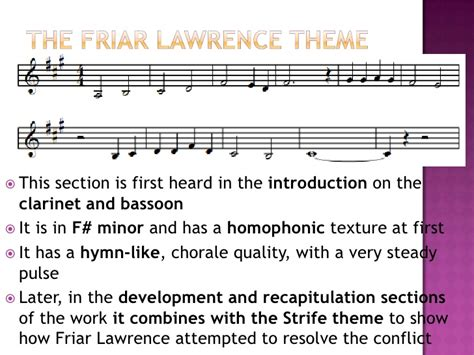 romeo and juliet theme development tchaikovsky s romeo and juliet fantasy overture