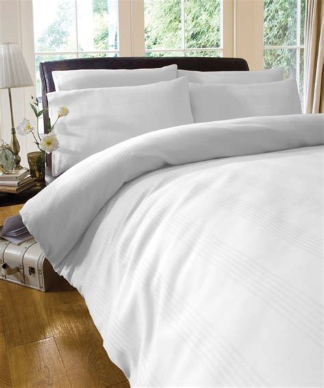 white quilted comforter jacquard cotton cream white duvet set quilt bedding ebay