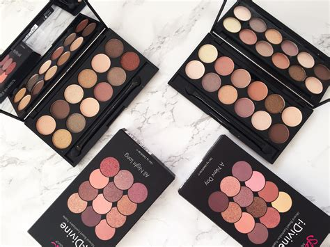 Eyeshadow Sleek new sleek i eyeshadow palettes review swatches