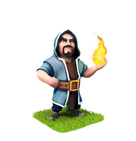 clash of clans characters wizard wizardi clash of clans cz