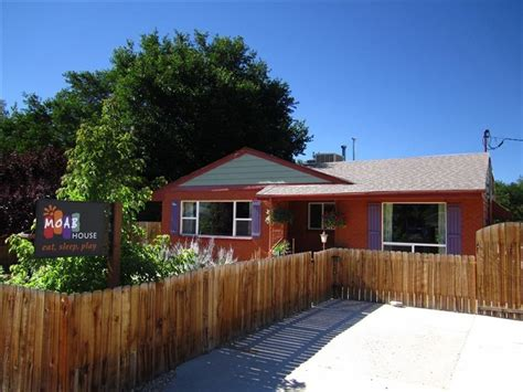 Moab Cabin Rentals by Affordable House In Downtown Moab Utah Vrbo