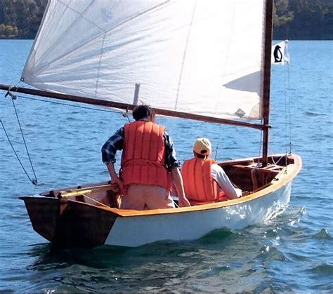 penguin class dinghy woodenboat magazine - Dinghy Boat Classes