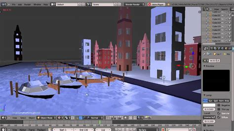 tutorial blender game blender tutorial blender render versus blender game