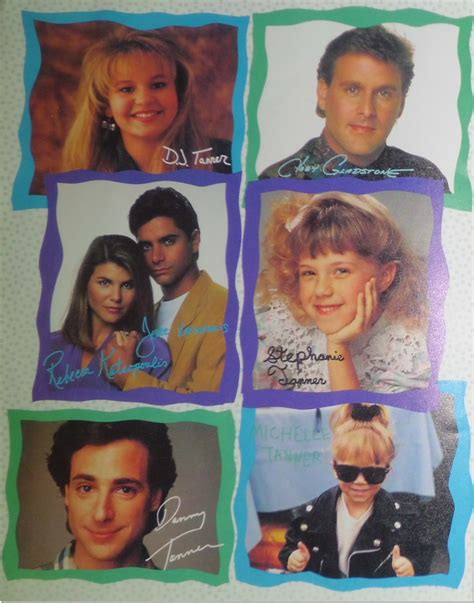 the cast of full house full house cast full house photo 32813094 fanpop