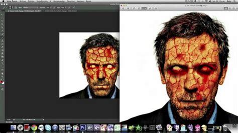 tutorial para hacer un zombie en photoshop tutorial photoshop 3 como hacer un efecto de zombie