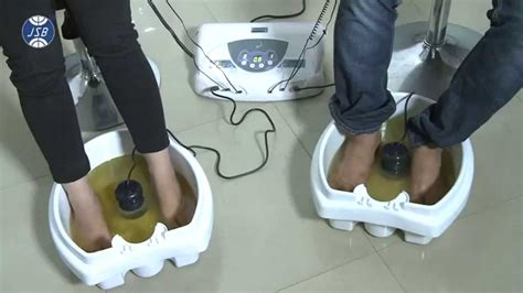 How Much Is A Foot Detox Machine by Dual Foot Detox Machine Jsb Hf11 Reviews