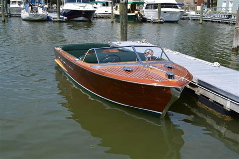 chris craft speed boats for sale 1956 chris craft classic 18 continental 1956 power boat