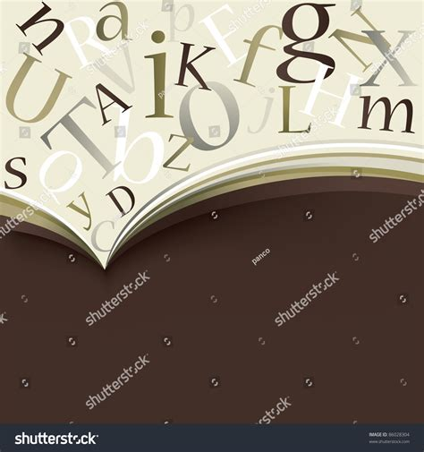 elegant layout book elegant book design stock vector 86028304 shutterstock
