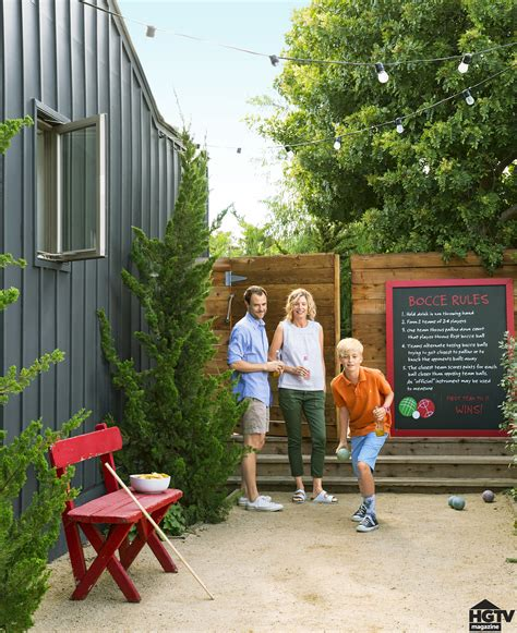 backyard bocce ball court build a bocce ball court 13 creative ways to have more