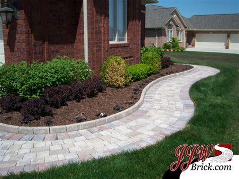 paver walkway designs landscape traditional with brick