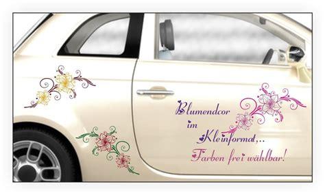 Auto Dekor Aufkleber Blumen by Autoaufkleber Blumenranke Quot Lisa Quot