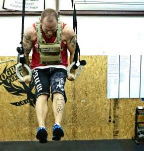 Weighted vests for crossfit warriors