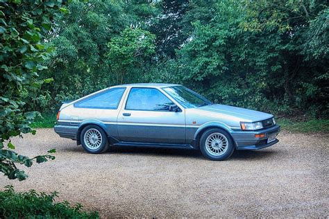 classic corolla toyota corolla ae86 classic car review honest john