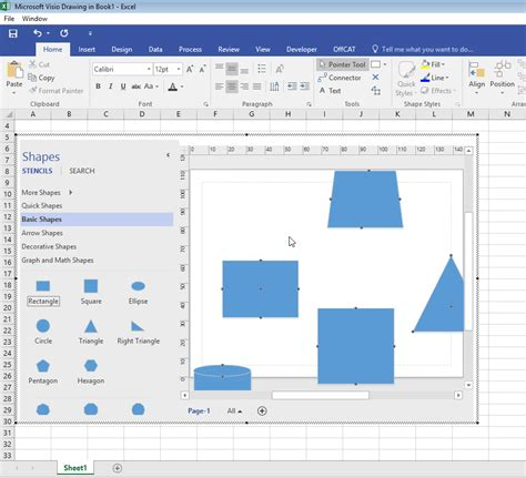 visio file exle embed visio diagram in word document gallery how to