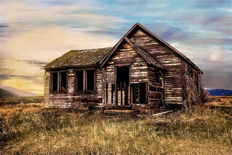 Free photo: Old Farmhouse, Decay, Farmhouse   Free Image