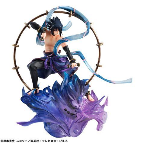 naruto sasuke god figures   storm  september interest anime news network