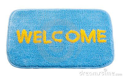 mat clipart blue welcome doormat 21437022 jpg clipart panda free