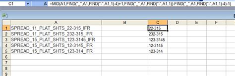 find pattern in numbers excel worksheet function i need to find a number pattern in a