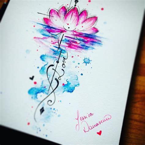 mandala 2 watercolor and pen tattoo style speed drawing 79 best elegidos images on pinterest bedroom ideas