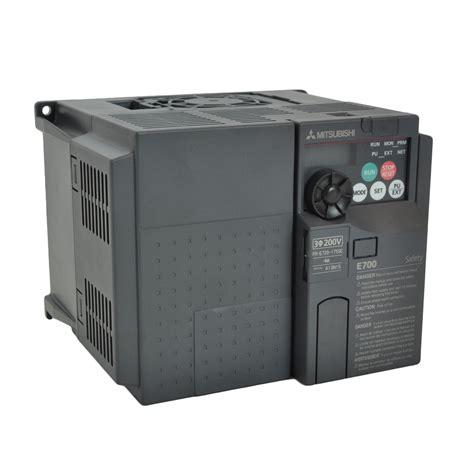 7 5hp 460v mitsubishi vfd inverter ac drive fr e740 120 na
