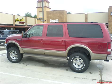 Ford Excursion Lift Kit by Excursion With 4 Or 6 Inch Lift Pics Ford Truck