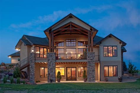 craftsman style ranch house plans
