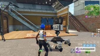 fortnite camera locations: where to dance in front of