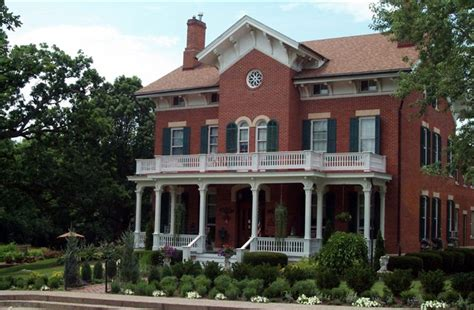 mansion bed breakfast in galena illinois