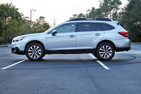 2016 subaru outback 3 6 review 2016 subaru outback 3 6r limited driven picture 663794