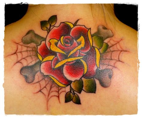 30 rose tattoos that will beautify your body