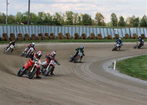 Fair Board Makes Money On Motorcycle Races Crawford