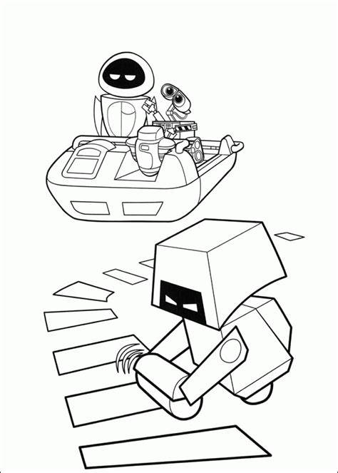 coloring book wall wall e coloring pages for coloringpagesabc